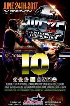 World Class Kickboxing Championship 10