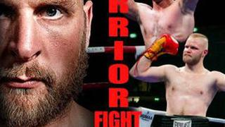 Warrior Fight II: Helenius vs Lewison - WBC International Silver Title