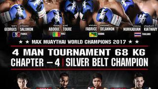 MAX MUAY THAI: July 2