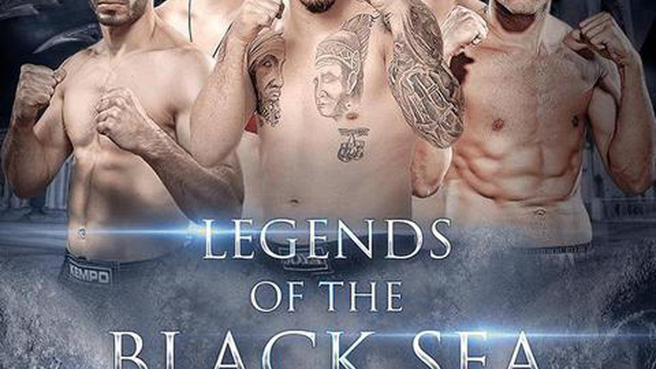 Legends Of The Black Sea