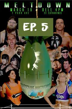 Crossfire Wrestling: Episode #5