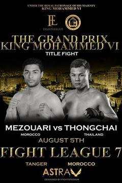 Fight League 7 Grand Prix King Mohammed VI