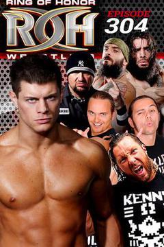 ROH Wrestling: Episode #304