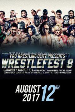 Wrestlefest 8