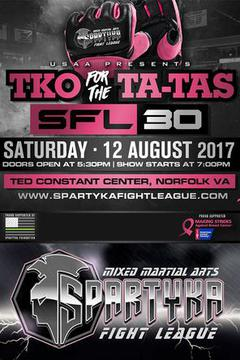 Spartyka Fight League - SFL 30 TKO For The TA-TAs