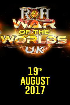 ROH War of the Worlds UK - Liverpool