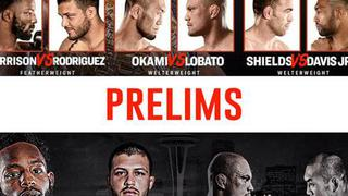 Professional Fighters League: Everett Prelims