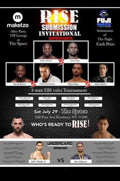 Rise Submission Invitational