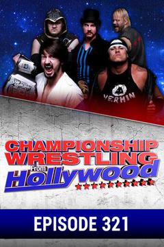 Championship Wrestling From Hollywood: Episode 321