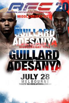 Australian Fighting Championship 20