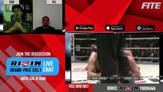 FITE MMA Experts Talk RIZIN