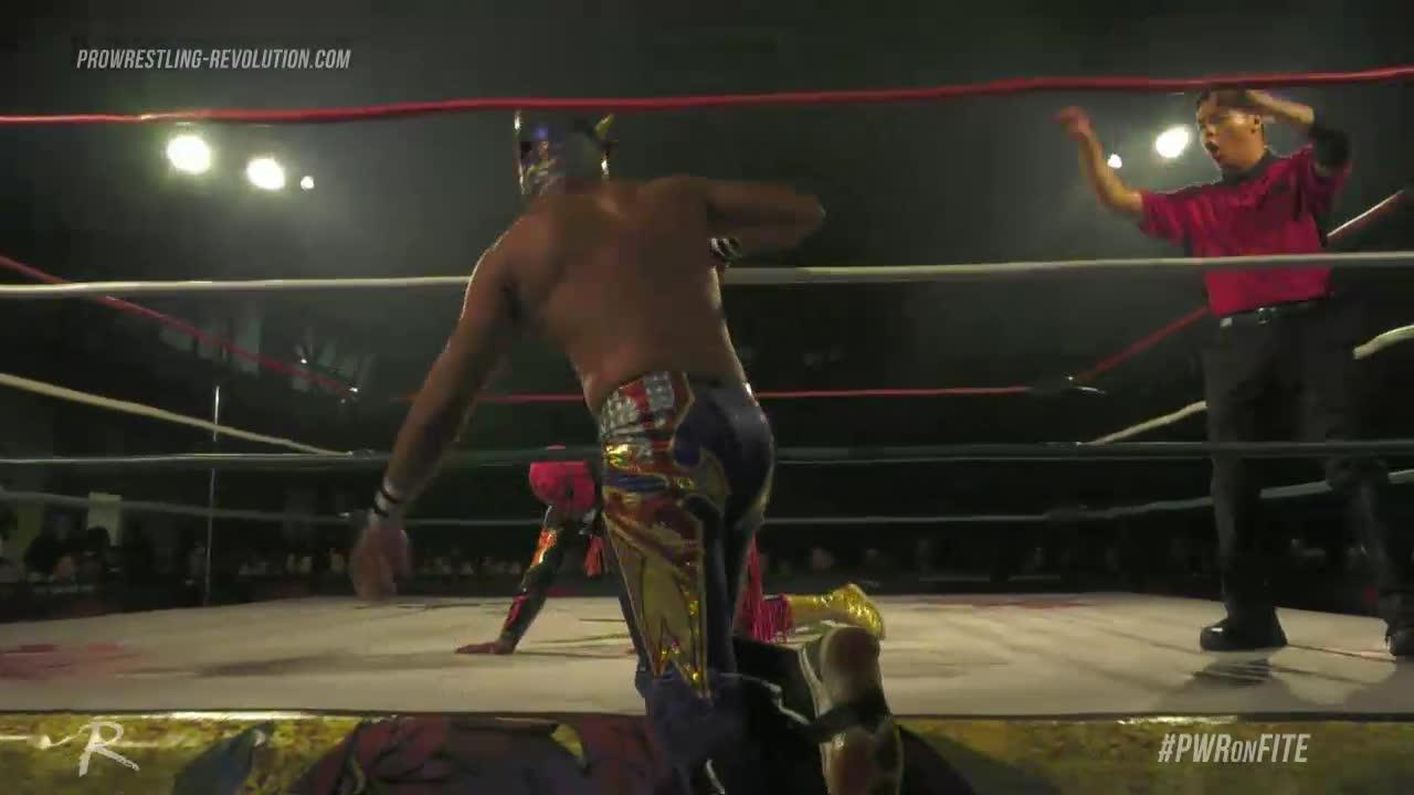 Pro Wrestling Revolution - Lucha Libre - Revolution XIII