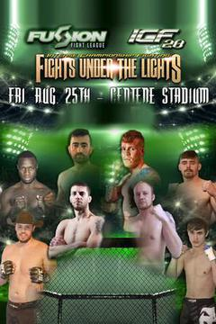 ICF 28 Fights Under The Lights