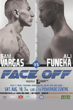 Sam Vargas vs Ali Funeka - Face Off