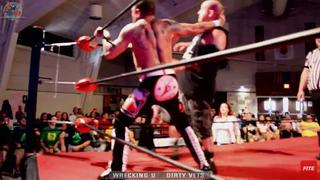 Crossfire Wrestling: Episode #9