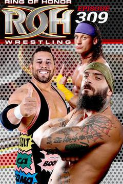 #3: ROH Wrestling: Episode #309