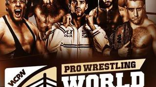 WCPW Pro Wrestling World Cup Quarter Finals