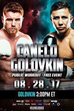 #3: Golovkin & Canelo Public Workouts
