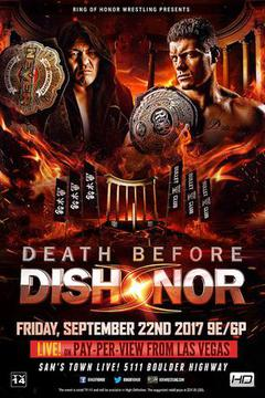 ROH Death Before Dishonor Sep 22th 2017
