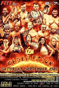 IZW Redemption 2017