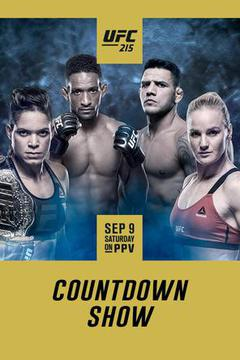 #1: UFC 215: Countdown Show