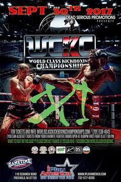 World Class Kickboxing Championship 11