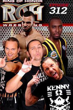 ROH Wrestling: Episode #312