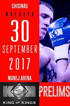 Fightbox KOK 48 World Series in Chisinau: Prelims