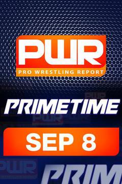 PWR PrimeTime Wrestling Talk TV - September 8