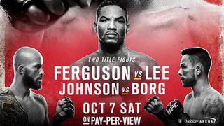 UFC 216: Countdown Show