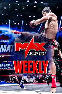 #3: MAX MUAY THAI: September 24