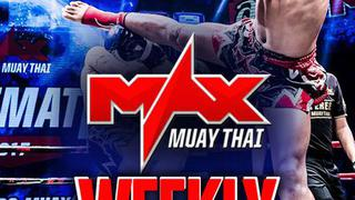 MAX MUAY THAI: September 24