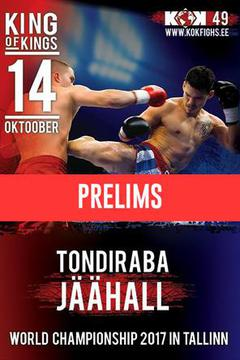 #2: Fightbox KOK 49 World Series in Tallinn: Prelims