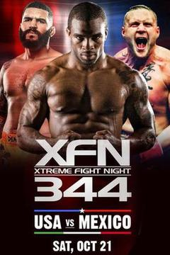 #1: XFN 344 - USA vs. Mexico