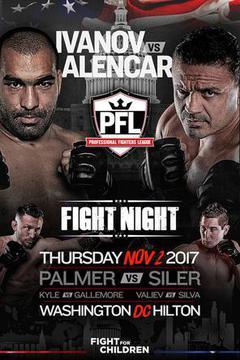 #2: Professional Fighters League: Blagoy Ivanov vs. Caio Alencar