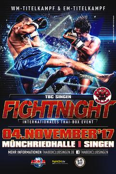 TBC Singen Fight Night IV