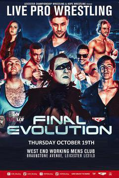 HOPE Wrestling - LCW Final Evolution