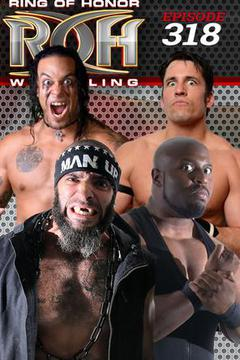 ROH Wrestling: Episode #318