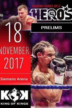 Fightbox KOK 51 World Series in Vilnius: Prelims