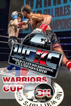 Warriors Cup XXXIV