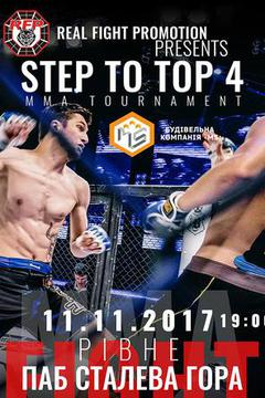 Real Fight Promotion: Step to Top 4