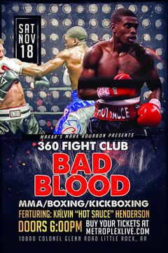 360 Fight Club: Bad Blood