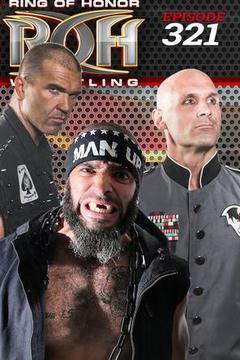 #3: ROH Wrestling: Episode #321