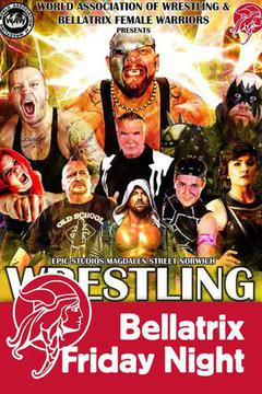 Wrestling Weekender: Bellatrix Friday Night Dec 2017