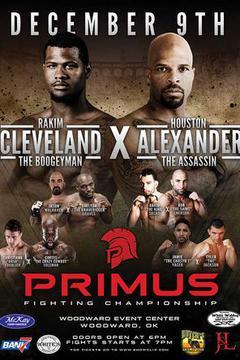 Primus FC: Rakim Cleveland vs Houston Alexander