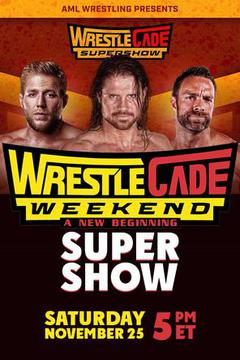 WrestleCade Super Show 2017
