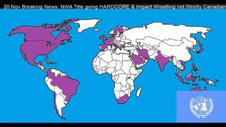 Breaking News, Nov 20: NWA Title goes HARDCORE