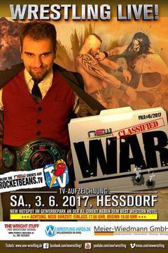 New European Wrestling (NEW): War 2017