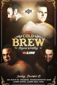 Beyond Wrestling #ColdBrew