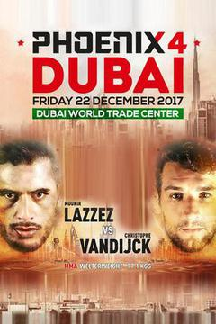 Phoenix Fighting Championship 4 Dec 22th 2017